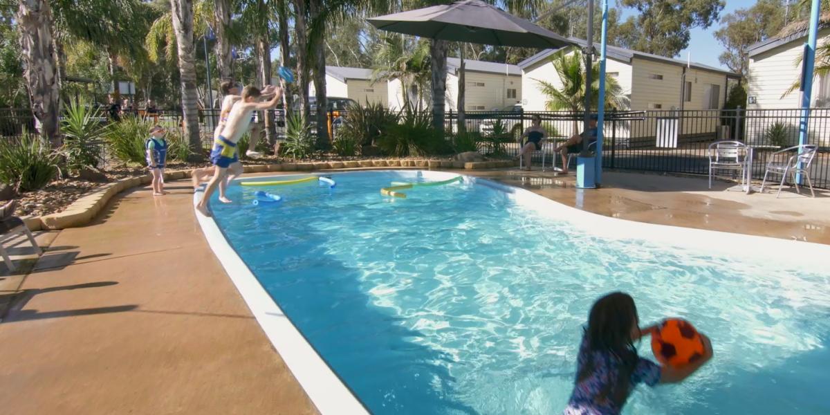 MRHP pool